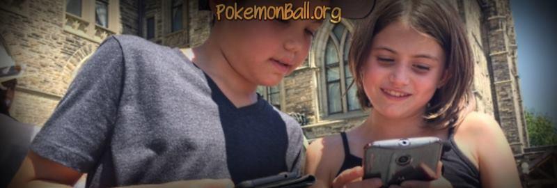 Как найти покемона в Pokemon Go