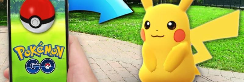 Як спіймати Пікачу в Pokemon GO